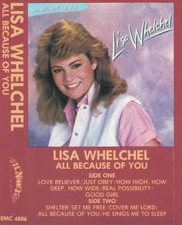 Lisa Whelchel (back) by Di Sant