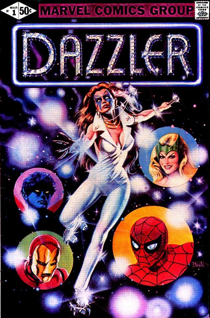 Dazzler 001-00fc