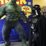Vader vs Hulk