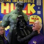 Vader vs Kim