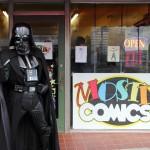 Vader at Mostly Comics