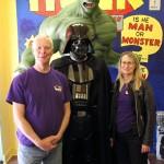 29 - Vader with Kim & Cheryl