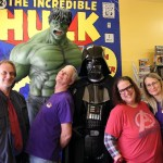 We Got The Geek and Mostly Comics loves Vader