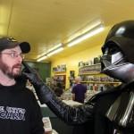Vader picks a winnerVader picks a winner