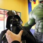 Ryan attacks Vader