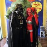 Darths Vader and Talon