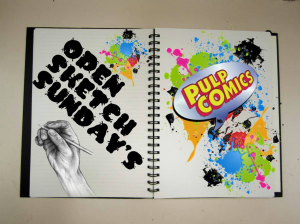 Open Sketch Sundays