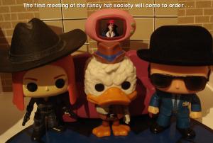 Fancy hat society