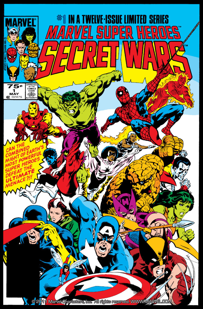 Secret Wars 001-000