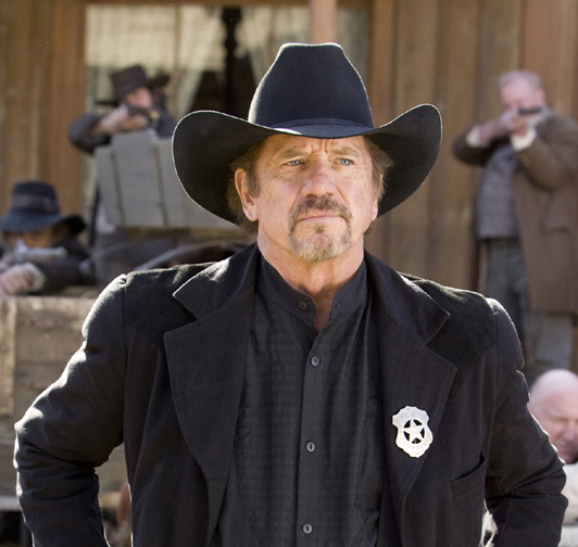 TOM WOPAT stars in DJANGO UNCHAINED Photo: Andrew Cooper, SMPSP © 2012 The Weinstein Company. All Rights Reserved.