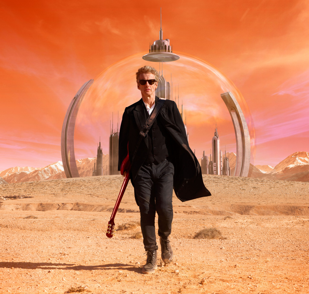 WARNING: Embargoed for publication until 00:00:01 on 29/11/2015 - Programme Name: Doctor Who   - TX: 05/12/2015 - Episode: HELL BENT (By Steven Moffat) (No. 12) - Picture Shows: ***EMBARGOED UNTIL 00:01hrs 29th NOV 2015*** Doctor Who (PETER CAPALDI) - (C) BBC   - Photographer: Simon Ridgway