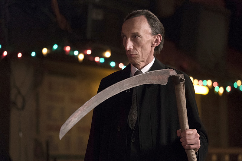 "Supernatural -- ""Brother's Keeper"" -- Image SN1022B_0436 -- Pictured: Julian Richings as Death -- Photo: Katie Yu/The CW -- © 2015 The CW Network, LLC. All Rights Reserved."